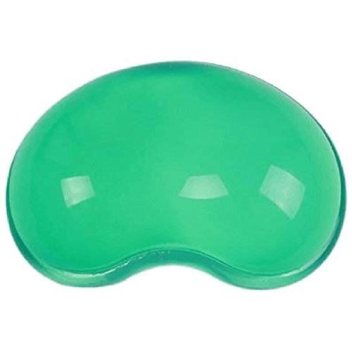 Sharplace Gel Mausematte Mauspad Handgelenkauflage Stützauflage für PC - Grün