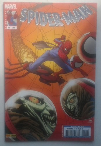 Spider man N°11. Mai 2013