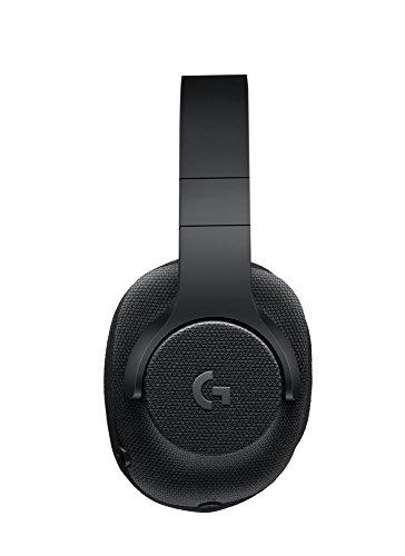 Logitech G433 Kabelgebundene Gaming Kopfhörer (7.1 Surround Sound, für PC, Xbox One, PS4, Switch, Mobiltelefon) schwarz - 10