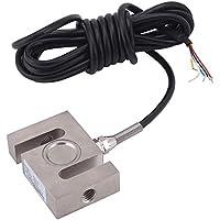 Tragbarer Wägezelle Sensor, S-Balken Präzisions 50/100/300/2000 KG für Behältergewicht Hochdruck-Wägetechnik(300kg)