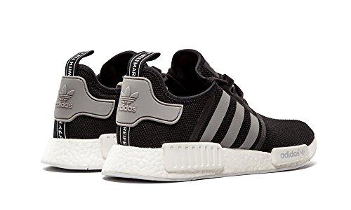 New Adidas Nmd R1 black, grey-white