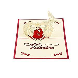 Tarjeta de San Valentín con