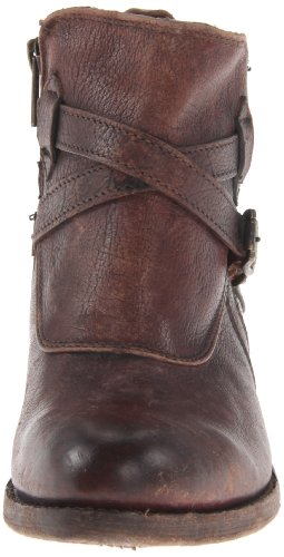 FRYE Damen Jayden Cross Desert Boots Braun (Dark Brown)