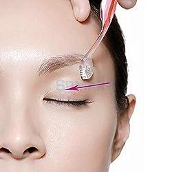ELECTROPRIME 3x Facial Eyebrow Lip Razor Trimmer Blade Shaver Hair Remover Beauty Kit