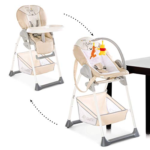 Disney Sit'n Relax High Chairs, Pooh Cuddles Best Price and Cheapest