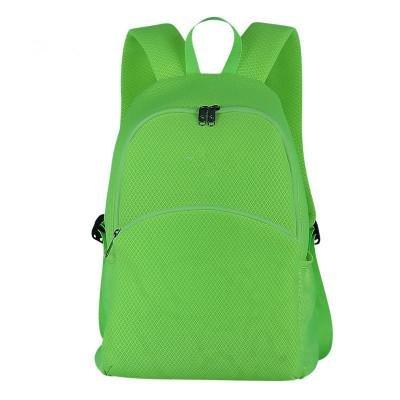 &ZHOU Borsa tracolla grande capacità zaino Messenger Messenger sacchetto di svago di modo 30 * 42cm , pink Green