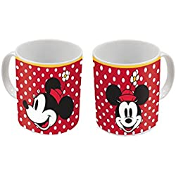 Minnie Mouse - Taza ceramica 32,5cl (Stor 70177)