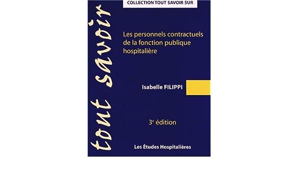 Amazon Fr Les Personnels Contractuels De La Fonction Publique
