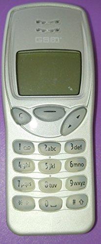 Nokia 3210, Designergehäuse Silber, Handy mit neuem akku, ladekabel, ohne simlock technisch top, wie neu, technisch ebenfalls top, Nokia design silver