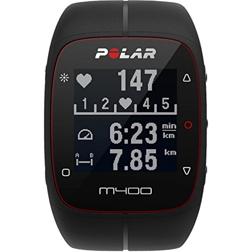 Polar M400 GPS-Pulsuhr