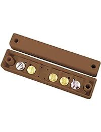 cqr sc517de sécurité/BR contacts 5bornes Marron [Pack taille: 3] (marque certifié)