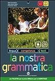 La Nostra Grammatica. INVALSI. Per Le Scuole Superiori. Con Espansione Online