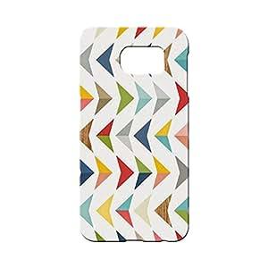 BLUEDIO Designer 3D Printed Back case cover for Samsung Galaxy S6 Edge Plus - G2197