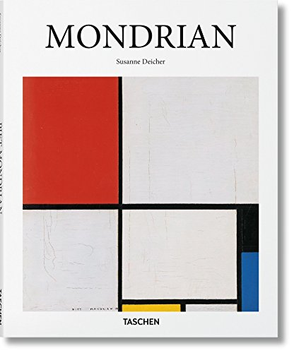 Mondrian: 1872-1944: Structures in Space