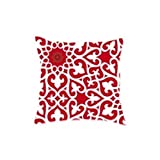 MARCEL Wanders cuscino decorativo Pleasing Pillows - Rosso - 45 X 45