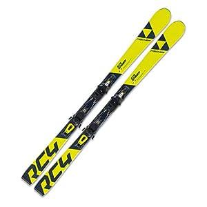 Fischer Ski XTR RC4 Speed Rentaltrack Modell 2020 + Bindung RS10 PR Powerrail