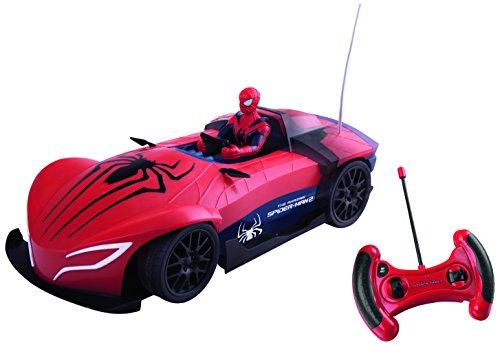 Spiderman Super Spider Car RC Juguete, Talla Única China 1