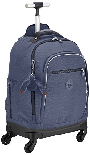 Kipling ECHO Cartella, 50 cm, 29 liters, Blu (True Jeans)