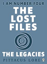 I Am Number Four: The Lost Files: The Legacies by Pittacus Lore (2012-11-22)