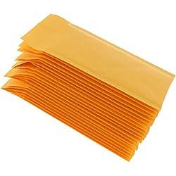 kesoto 20x Enveloppes à Bulles d'Air Pochettes Matelassées d'Expédition - 122x178mm