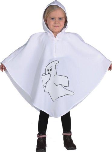 nst als Geist zu Halloween Größe 128/140 (Kinder Geist Kostüme Halloween)