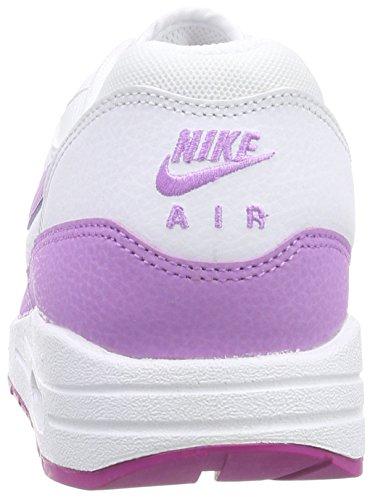 Nike Air Max 1 Essential Damen Laufschuhe Weiß (Mehrfarbig)