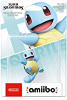 Nintendo 263751 Amiibo Squirtle Super Smash Bros. Series Figuren (Nintendo Switch)