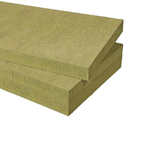 Pack Mineralwolle Platten SP .50mm. halbstarr Wärmeisolierung