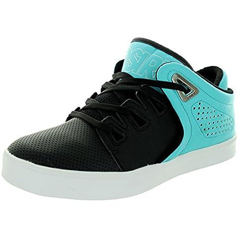 OSIRIS Skateboard Shoes D3V BLACK/WHITE/BLUE Size 8