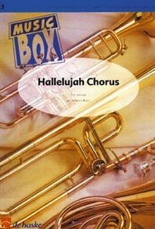 HALLELUJA (MESSIAS HWV 56) - arrangiert für sechs Stimmen - Trompete [Noten / Sheetmusic] Komponist: HAENDEL GEORG FRIEDRICH (Halleluja Noten)