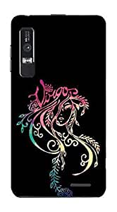 UPPER CASE™ Fashion Mobile Skin Decal For Motorola XT883 [Electronics]