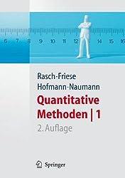 Quantitative Methoden 1. Einführung in die Statistik