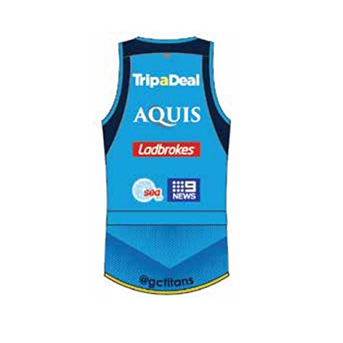 gold-coast-titans-nrl-training-singlet-2017-cyan
