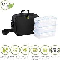 Amazon.es: bolsas isotermicas para comida - Bolsas para ...