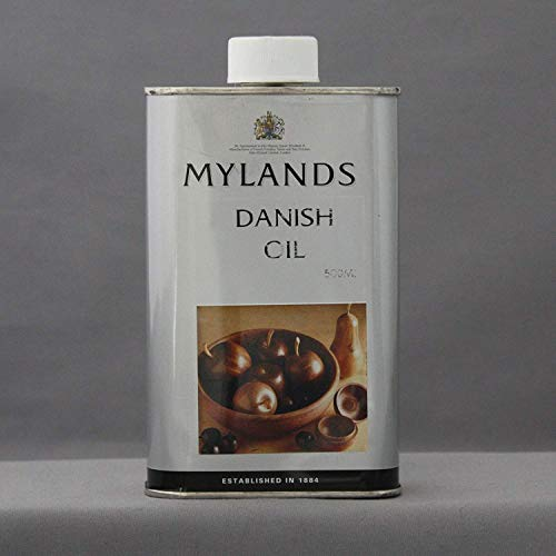 Mylands Danish Oil, 500ml by Mylands -