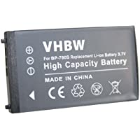 Batteria Li-Ion adatta per KYOCERA BP-780 BP-780s sostituisce YASHICA BP780