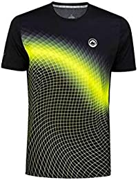 Camiseta J´hayber Pádel Hombre Yellow DA3209.