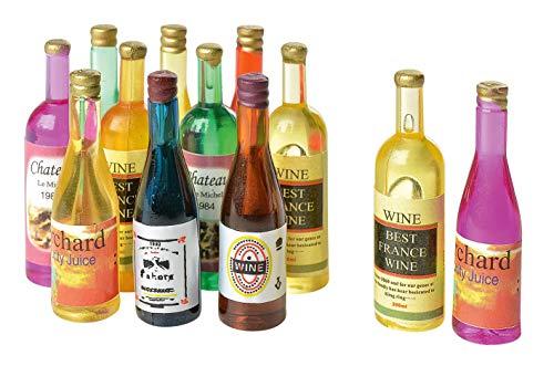 Kimmerle Mini-Flaschen, 12 Stück -