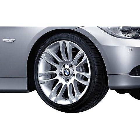 Original BMW aluminio Llanta 3E90E91E92E93doble radios 195en 18pulgadas para trasera