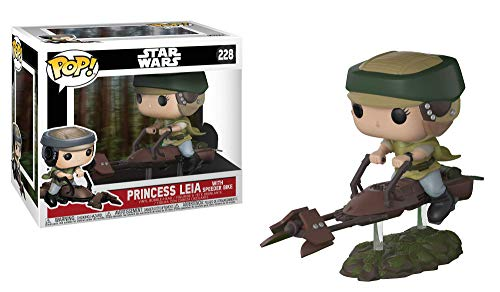 Funko 23253 Luke Skywalker on Speeder Star Wars Pop Rides, Multi