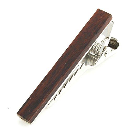smart-man-mens-dark-color-natural-wood-tie-clip