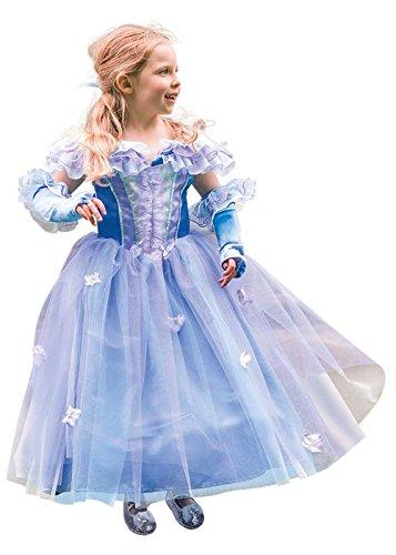 rincess Fleur Kostüm Medium (6-8yrs) (Flower Fairy Kostüm)