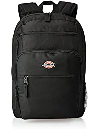 Dickies Double Deluxe 24 ltrs Black Casual Backpack (I-27094-BKP008001001)