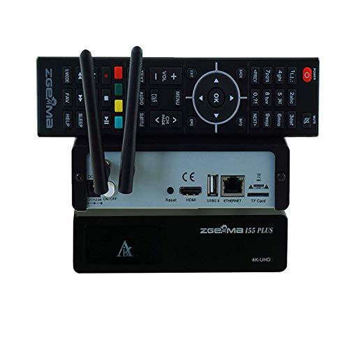 ZGEMMA I55 Plus 4K IPTV Box