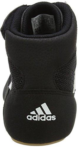 adidas Unisex-Erwachsene Aq3325 Wrestlingschuhe, Schwarz, 36 EU Abbildung 3