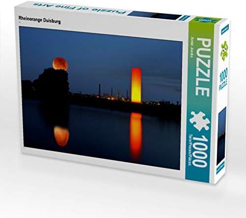 CALVENDO Puzzle Rheinorange Duisburg 1000 Teile Lege-Grsse 64 x x x 48 cm Foto-Puzzle Bild Von Joecks Armin   Sélection Large  02a694