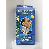 Fortuna réglable Plastique Collier cervical (Medium)