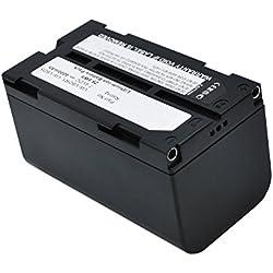 subtel® Batterie Premium Compatible avec Canon XL1 XL2 XL1S ES-300V ES-65 Panasonic NV-DX100 NV-DX1 Hitachi VM-E645LA (4000mAh) BP-85,VW-B202,VW-VBD1,VW-VBD2 Batterie de Recharge, Accu Remplacement