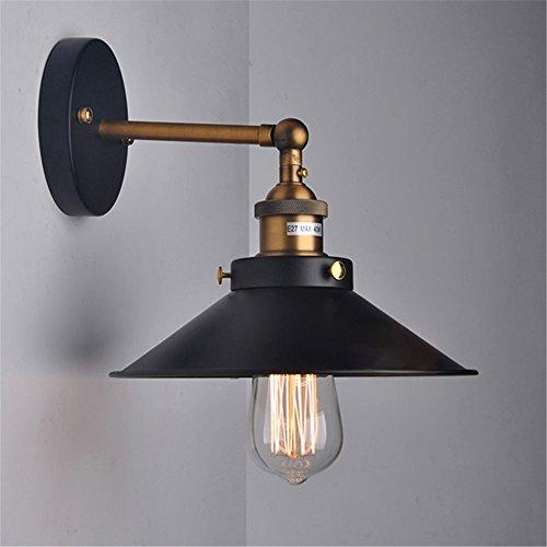 ombrello-nero-industriale-edison-lampada-da-parete-e27-a-luce-regolabile-finito-in-ottone-a-soffitto