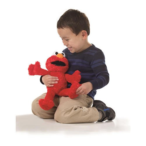 Sesame Street Tickle Time Elmo by Hasbro